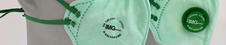 Mondmaskers van IMG Europe