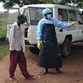 IMG levert haar producten die bescherming bieden bij dreiging van infecties en CBRN incidenten aan hulporganisaties