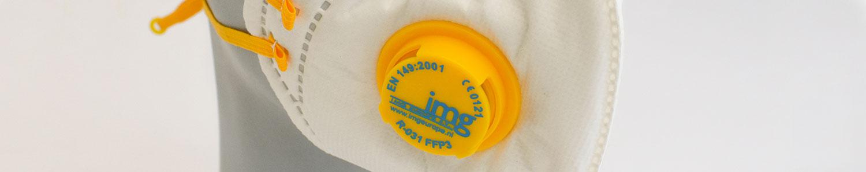 Adembeschermingsmasker van IMG Europe