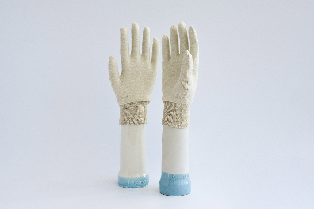 IMG Europe's protective clothing includes hand protection, such as cotton gloves