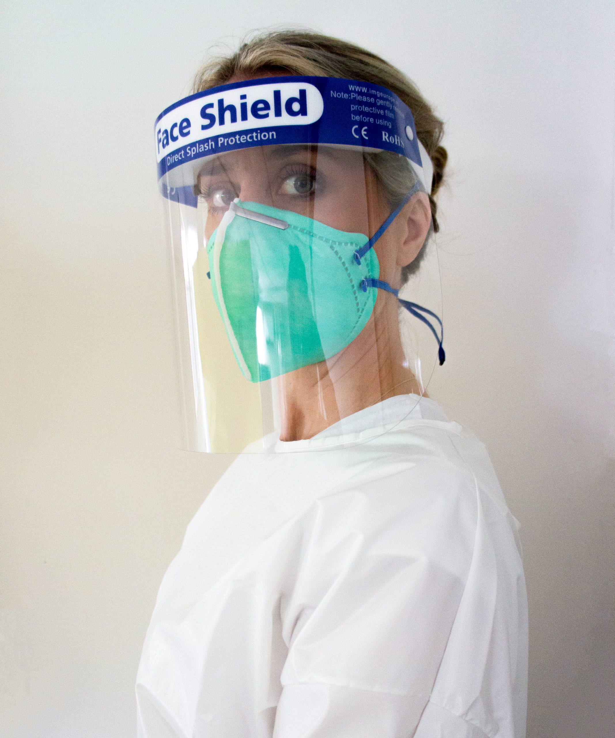 COVID-19 Face Shield & mask